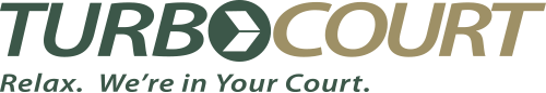 TurboCourt logo